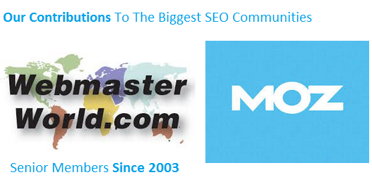 Techshu Senior member of Moz & webmasterworld