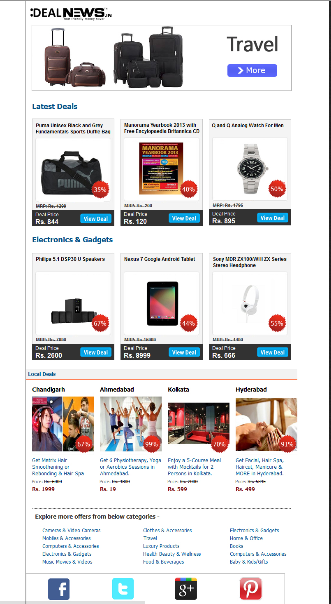Newsletter-Promoting-Latest-Deals