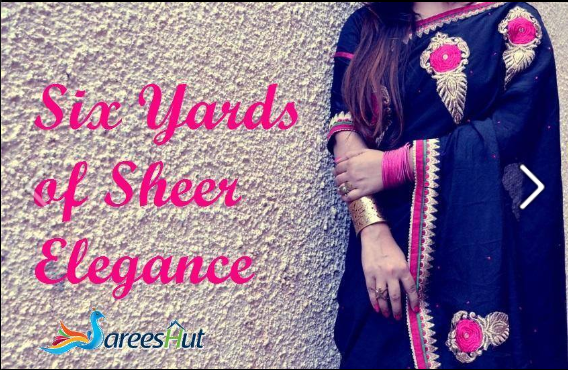 Facebook Cover Image For An Online Ethnic Wear Business
